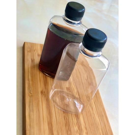 قارورة مشروبات باردة شفافة - 250مل (شدة 6 علب)