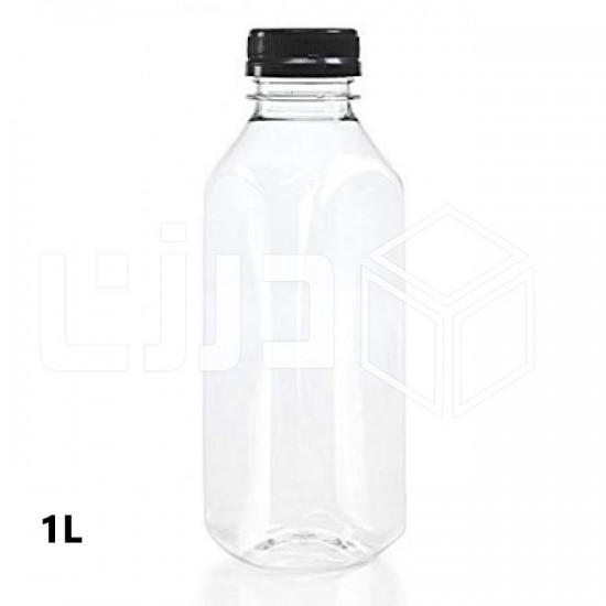 قارورة مشروبات باردة شفافة - 1 / 1.5 لتر (كرتون 144 علبة)